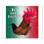 El Gallo Peligroso Small Poster