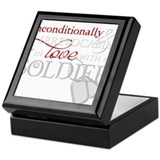 Unconditionally & Irrevocably Keepsake Box