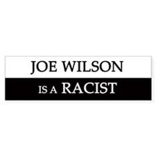 Joe Wilson Bumper Bumper Sticker