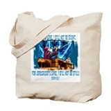 Zion's sake 1 Tote Bag