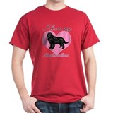 I Love My Newfoundland Dog T-Shirt