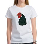 Lakenvelder Hen Head Women's T-Shirt