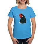 Lakenvelder Hen Head Women's Dark T-Shirt