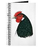 Lakenvelder Hen Head Journal