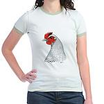 Egyptian Fayoumi Hen Jr. Ringer T-Shirt