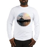 Roanoke Island Lighthouse Long Sleeve T-Shirt