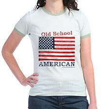 Old School American T