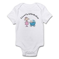 big sister little brother matching t-shirts Infant