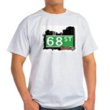 68 STREET, QUEENS, NYC T-Shirt