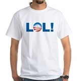 "Custom ""LOL at Obama"" Shirt"