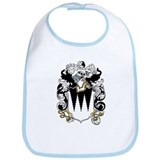 Cade Coat of Arms Bib