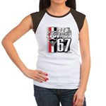 1967 Musclecars Women's Cap Sleeve T-Shirt