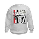 1967 Musclecars Kids Sweatshirt