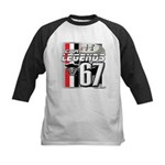 1967 Musclecars Kids Baseball Jersey