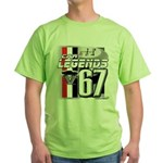 1967 Musclecars Green T-Shirt