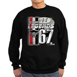 1967 Musclecars Sweatshirt (dark)