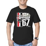 1967 Musclecars Men's Fitted T-Shirt (dark)