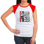 1968 Musclecars Women's Cap Sleeve T-Shirt