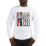 1968 Musclecars Long Sleeve T-Shirt