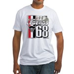 1968 Musclecars Fitted T-Shirt