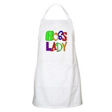 Boss Lady BBQ Apron