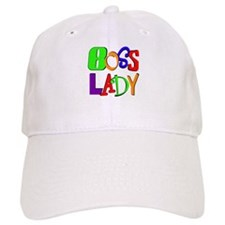 Boss Lady Baseball Cap