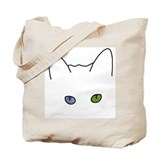 Spirit Cat Tote Bag