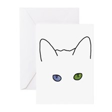 Spirit Cat Greeting Cards (Pk of 10)