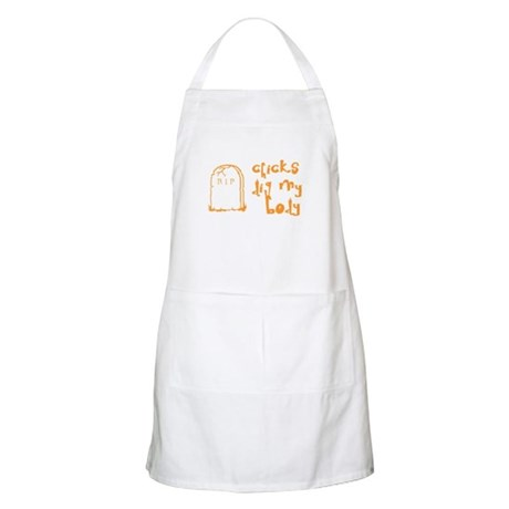 Chicks Dig My Body BBQ Apron