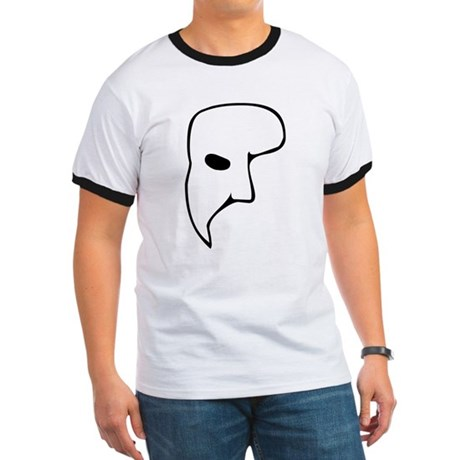 Phantom of the Opera Ringer T