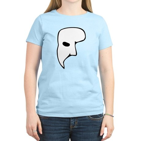 Phantom of the Opera Womens Light T-Shirt