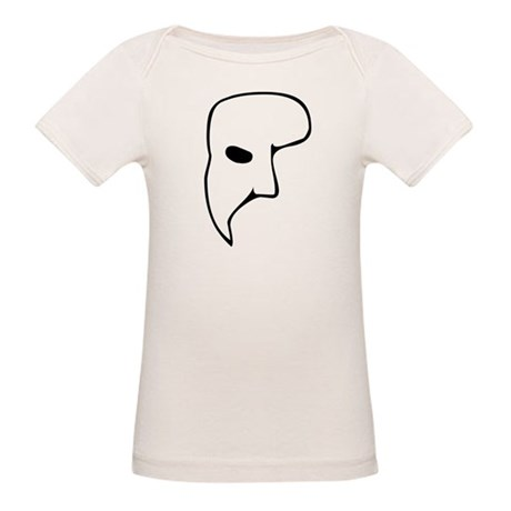 Phantom of the Opera Organic Baby T-Shirt