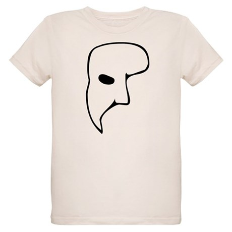 Phantom of the Opera Organic Kids T-Shirt
