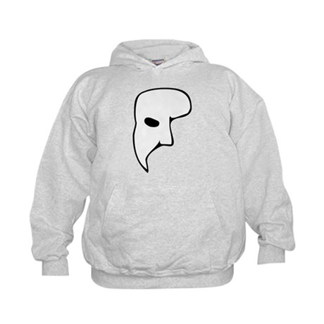 Phantom of the Opera Kids Hoodie