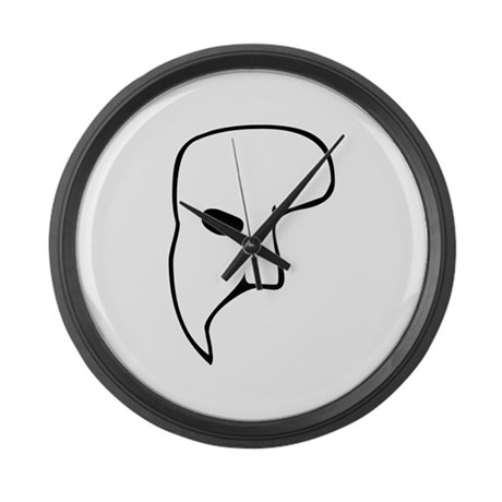 Phantom of the Opera Large Wall Clock