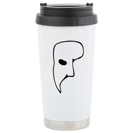 Phantom of the Opera Ceramic Travel Mug