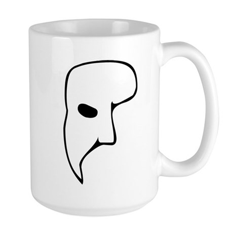 Phantom of the Opera Large Mug