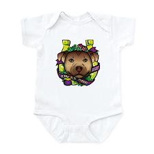 Lucky Dog Infant Bodysuit