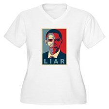 Obama Is A Liar T-Shirt