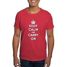 Cute Keep calm picture T-Shirt