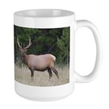 Mug - Bull Elk Yellowstone