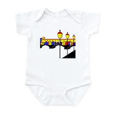 Italian West Coast Infant Bodysuit