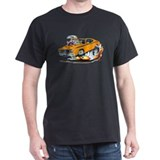 Duster Orange Car T-Shirt