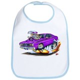 Duster Purple Car Bib