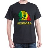 Map Of Senegal T-Shirt