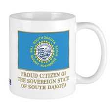 South Dakota Proud Citizen Mug