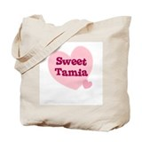 Sweet Tamia Tote Bag