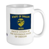 Oregon Proud Citizen Mug