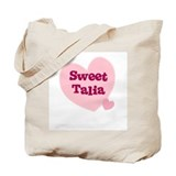 Sweet Talia Tote Bag