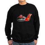 Flaming Rock Sweatshirt (dark)